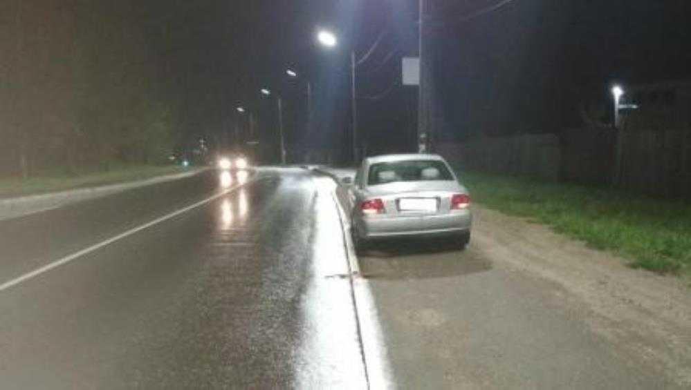 В Брянске автомобилистка задавила лежавшего на дороге пьяного мужчину