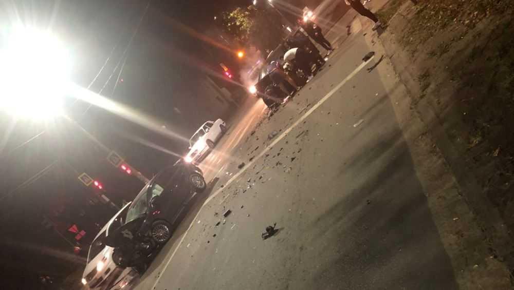 Страшное ДТП произошло вечером в Бежицком районе Брянска