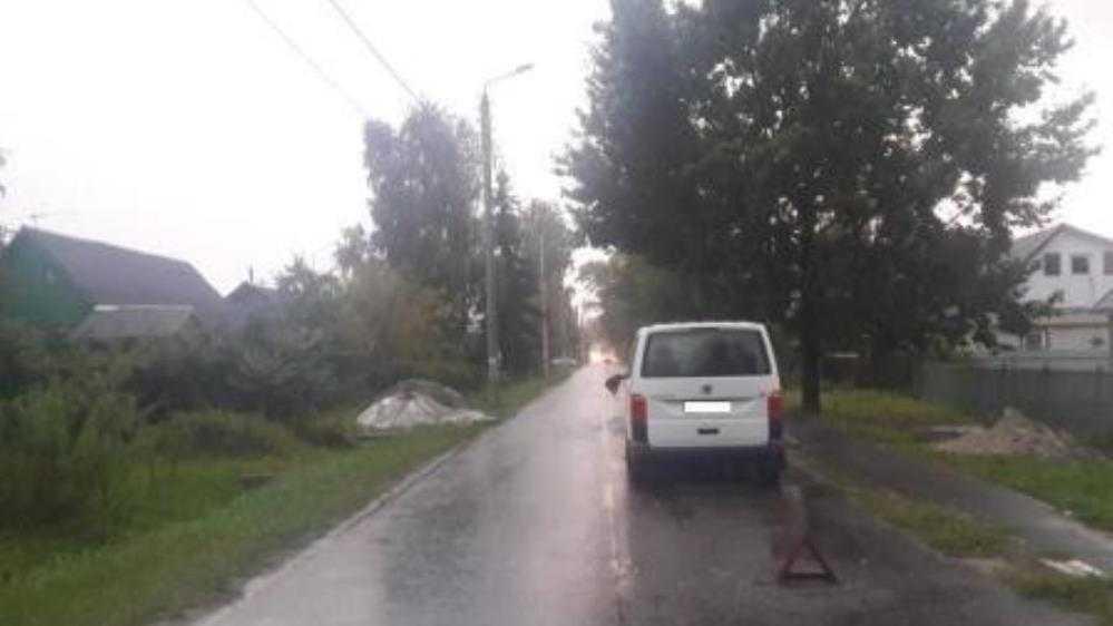 В Брянске пьяная женщина попала под иномарку и лишилась зубов