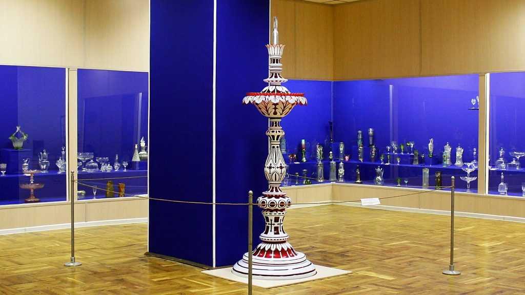 Музей дятьковского хрусталя ждет гостей