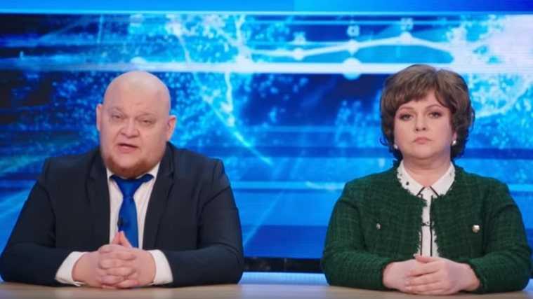 В шоу на ТНТ вспомнили о брянском экс-сенаторе Лаховой и радуге
