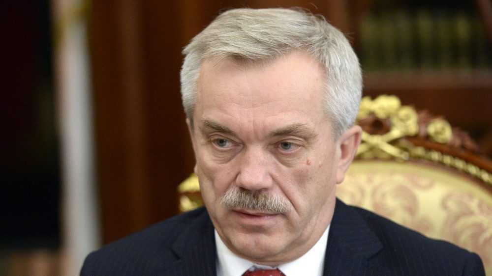 Самый опытный российский губернатор ушел в отставку