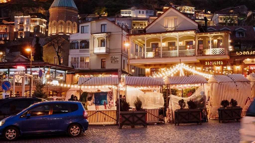 Аренда авто в Тбилиси: комфорт может быть доступным