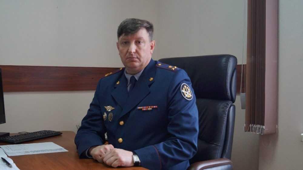 Начальником УФСИН России по Брянской области стал Сергей Герасимов