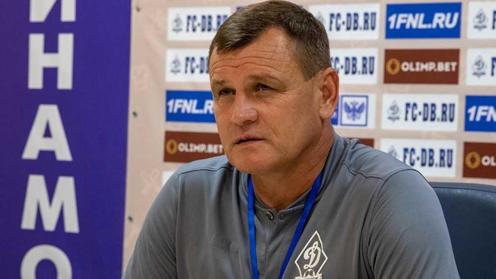 Тренер брянского «Динамо» рассказал о ситуации с коронавирусом в команде