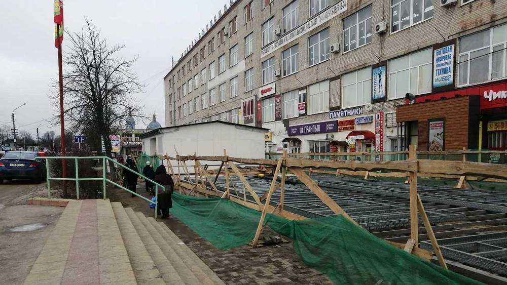 Жителей Новозыбкова довела до бунта градостроительная напасть