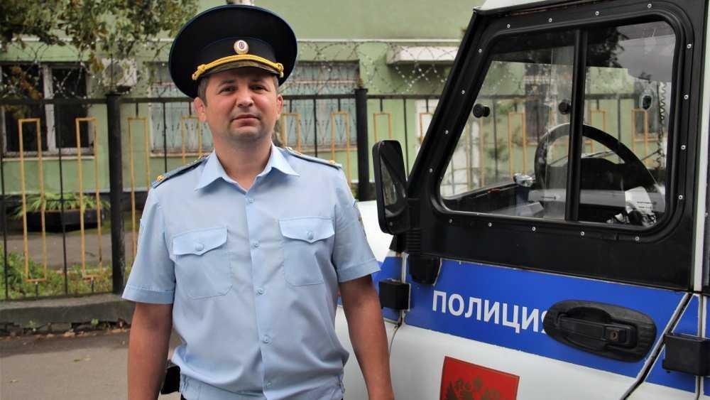 В Брянске следователь поймал укравшего бутылку водки грабителя