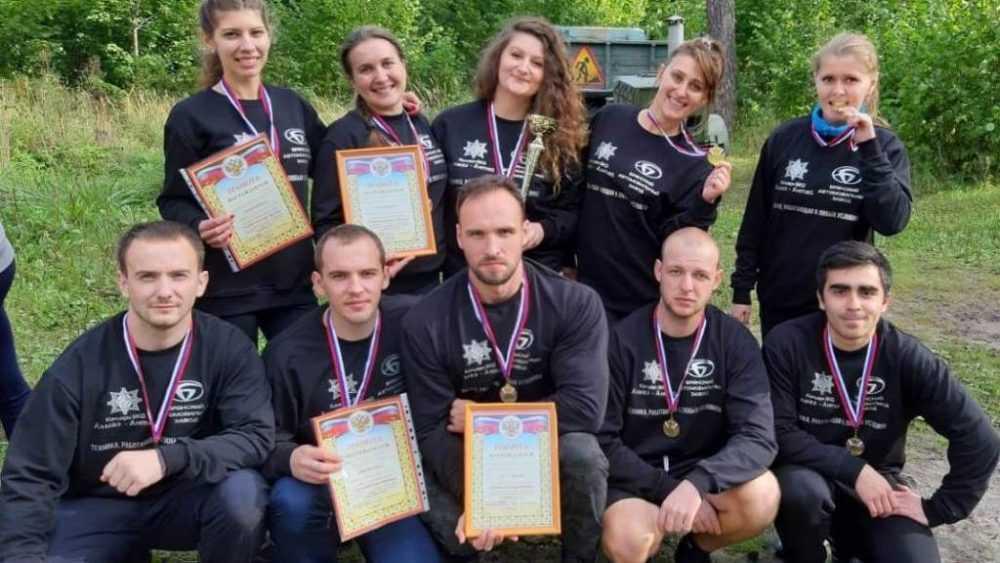 Коллектив Брянского автозавода стал победителем турнира «Партизанские тропы»