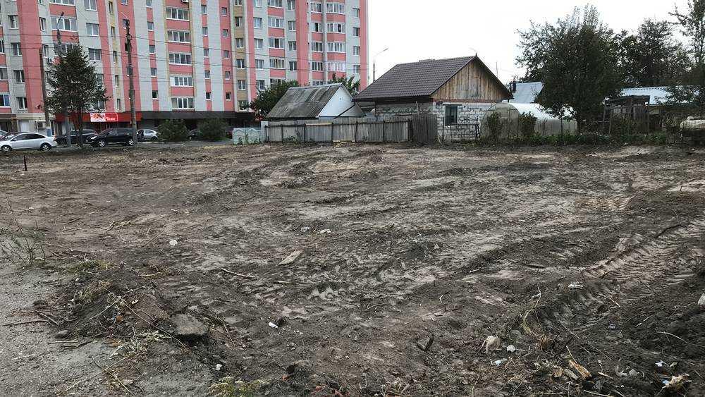 В Брянске подготовили новый плацдарм для уродливой застройки