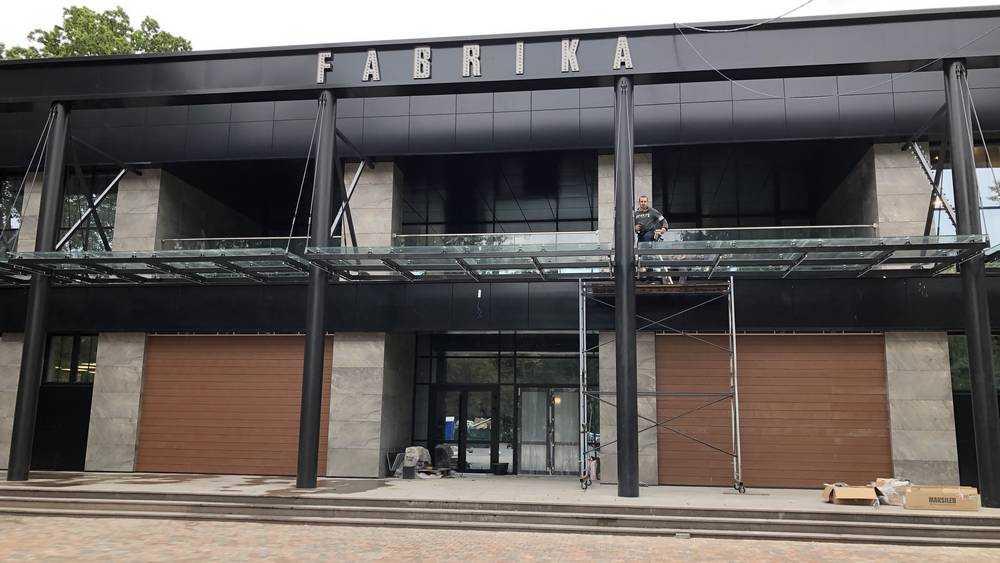 Владельцы самого большого ресторана Брянска обозначили свой почерк