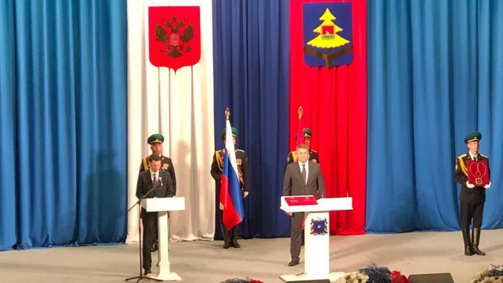 Богомаз: «Я сдержал слово – Брянск стал настоящей столицей области»