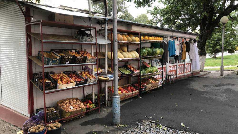 Брянские власти не разрешили предпринимателям установить 12 киосков
