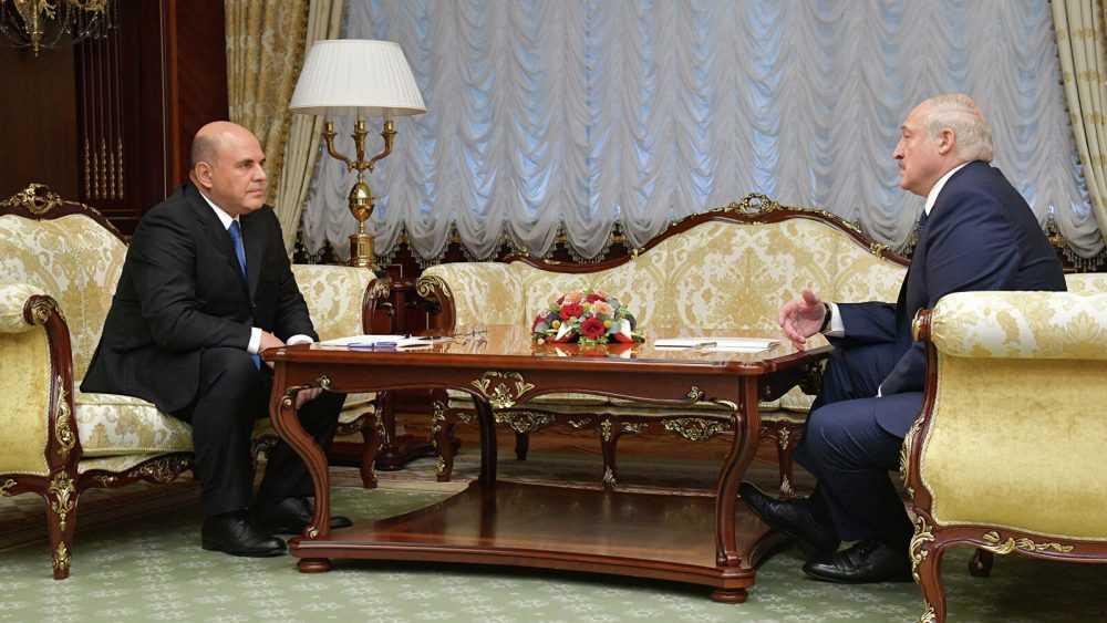 Лукашенко заявил о перехвате разговора насчет отравления Навального