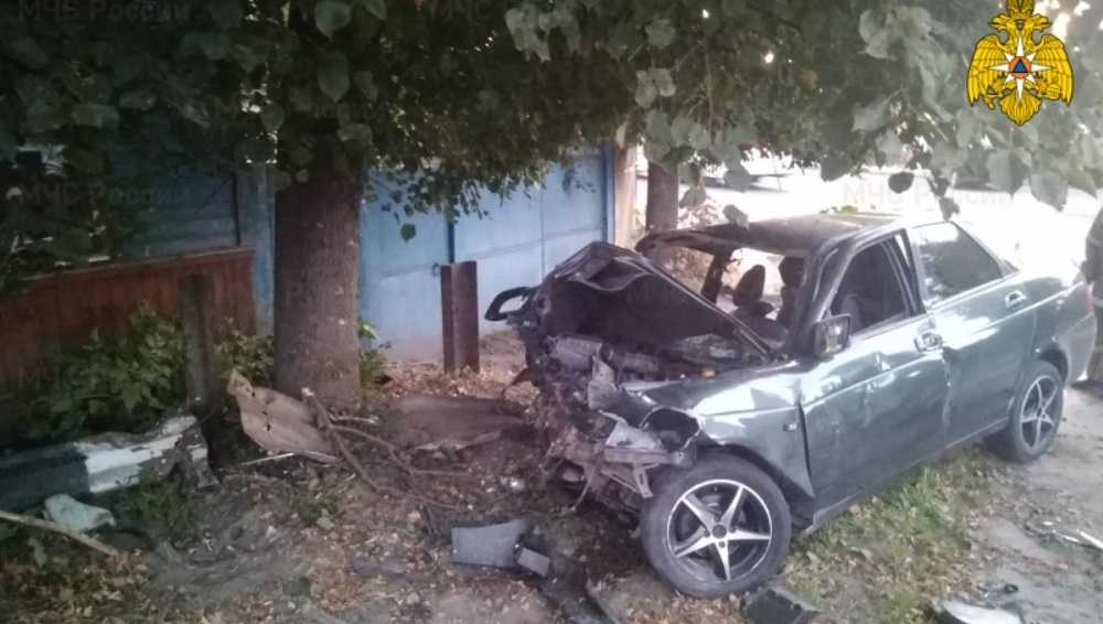 Полиция подтвердила сообщение о гибели водителя в Почепе