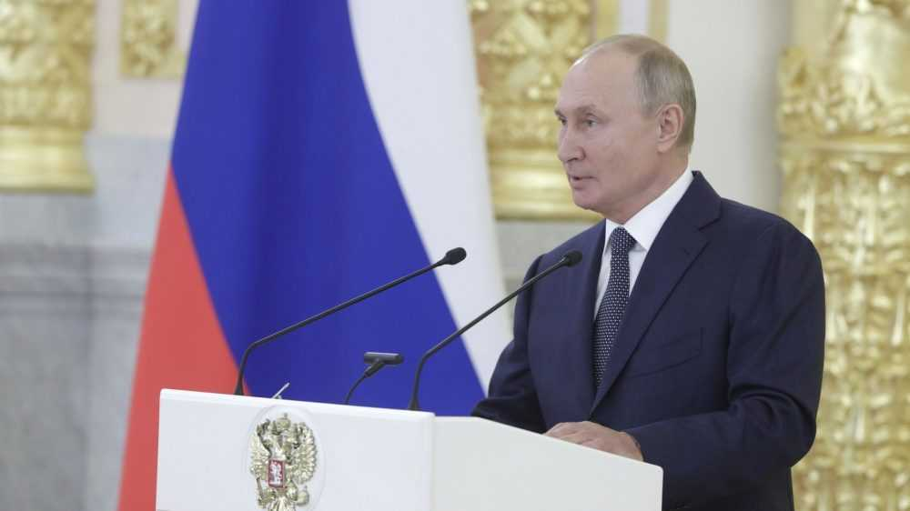 Путин сделал важные заявления на встрече с сенаторами
