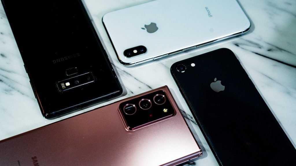 Samsung Galaxy VS iPhone: сравнение лучших смартфонов
