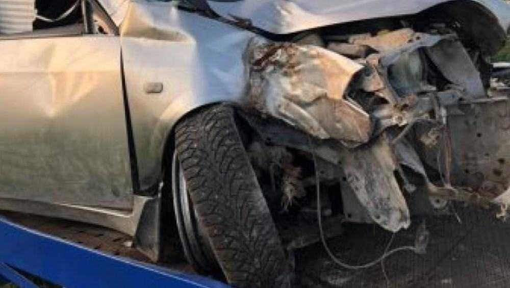 Покалечился в ДТП с фурой под Почепом 44-летний водитель «Ниссана»