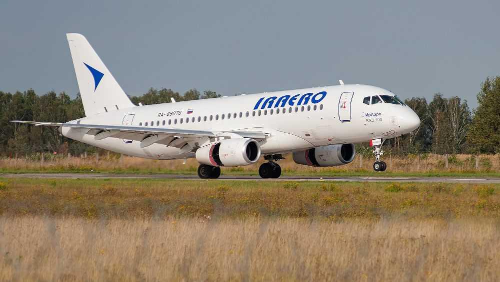 Из Брянска в Симферополь вылетел последний самолет в этом году