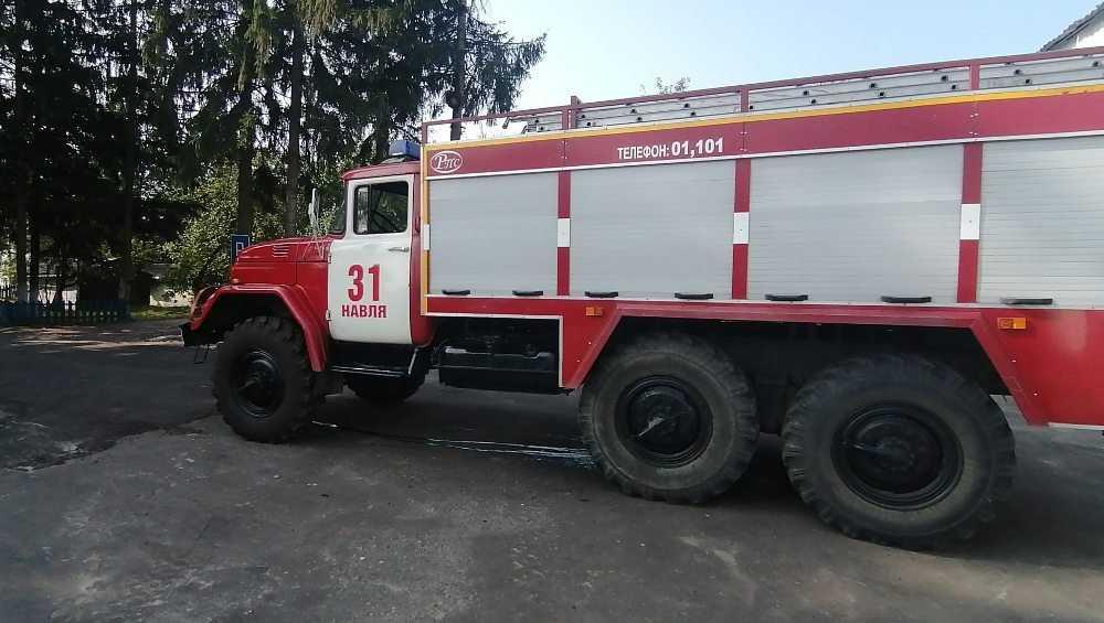 Спасатели освободили от радиатора юного пациента Навлинской больницы