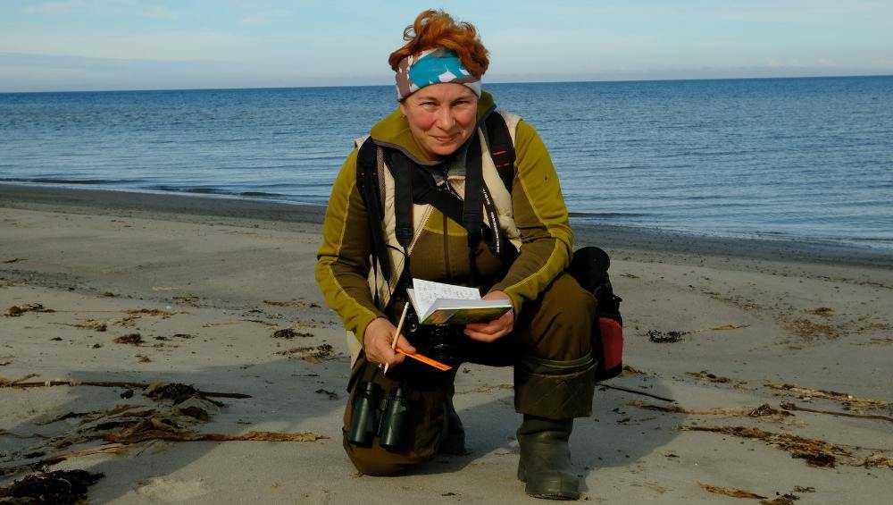 Сотрудница «Брянского леса» повстречалась с поморскими медведями