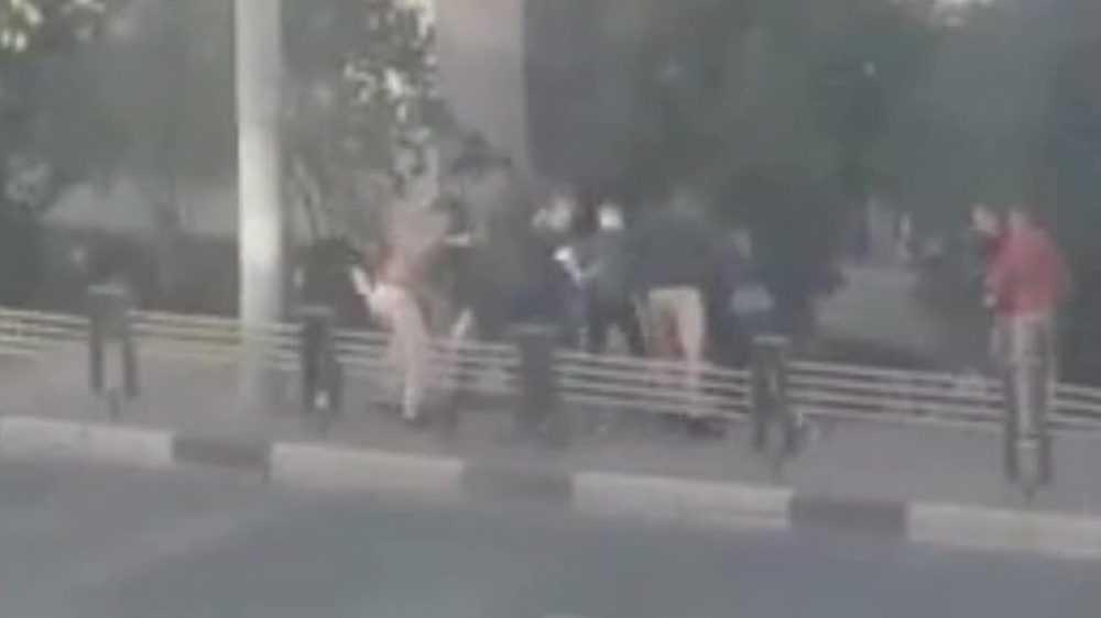 В сети появилось видео драки фанатов «Спартака-2» в Брянске