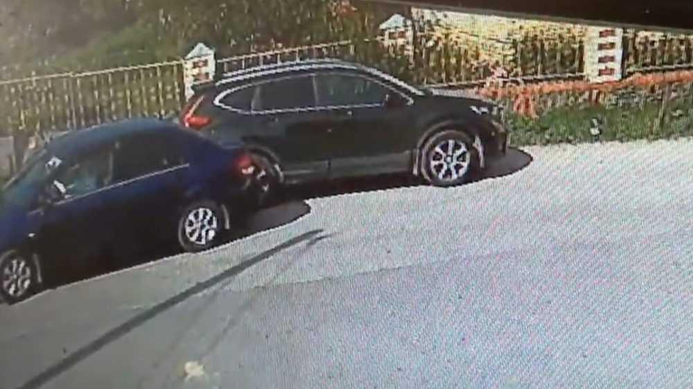 Брянец попросил найти скрывшегося с места ДТП водителя