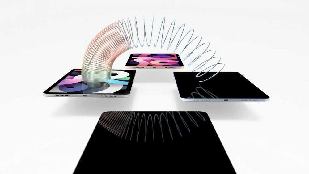 Apple представила новые планшетыи часы