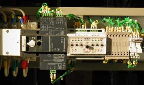 Модули управления БУАВР в электросетях