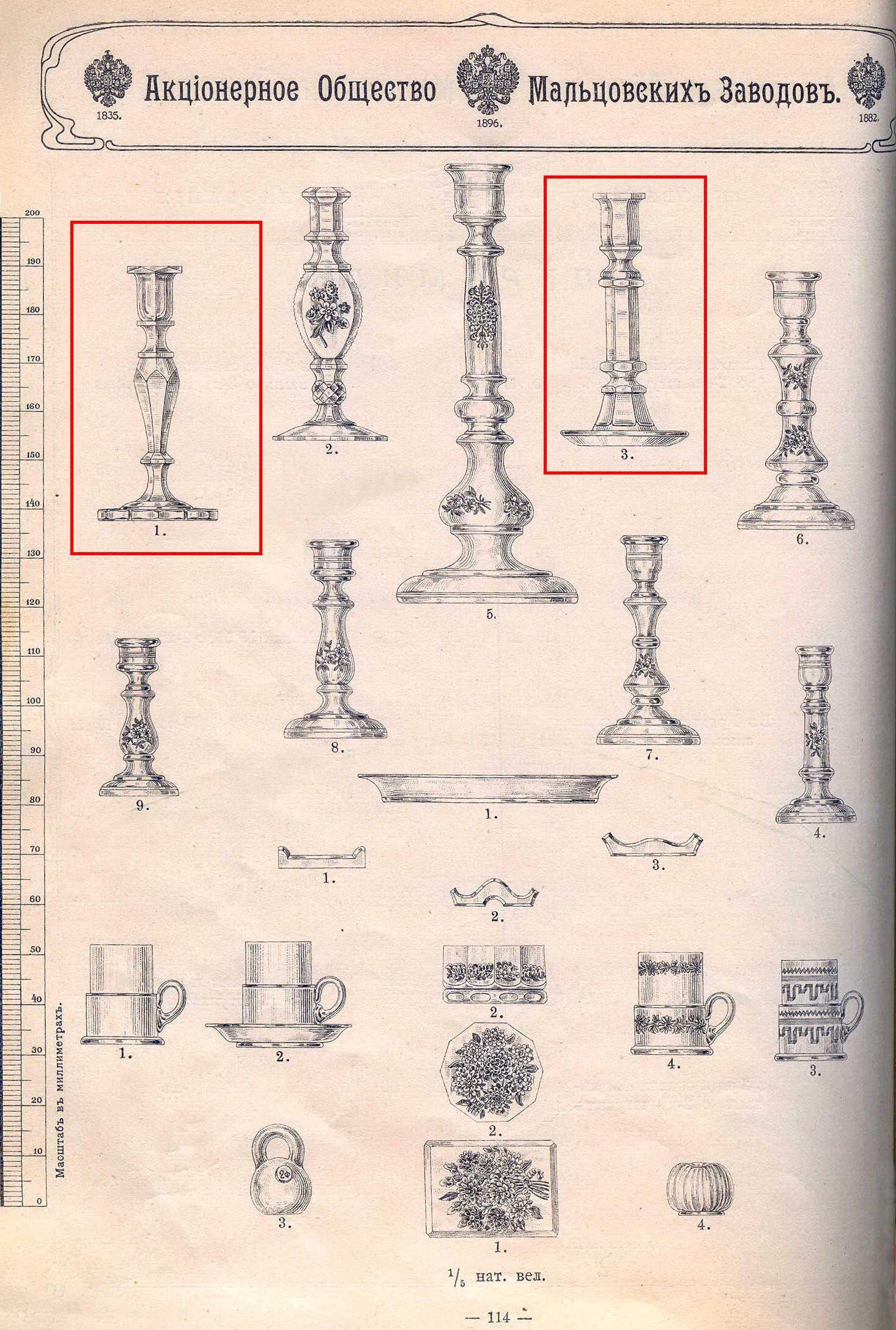 Да будет свет: подсвечники и керосиновые лампы конца ХIХ — начала ХХ века в коллекции Музея дятьковского хрусталя