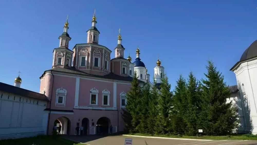 Свенский монастырь в Брянске после карантина открыли для посещений