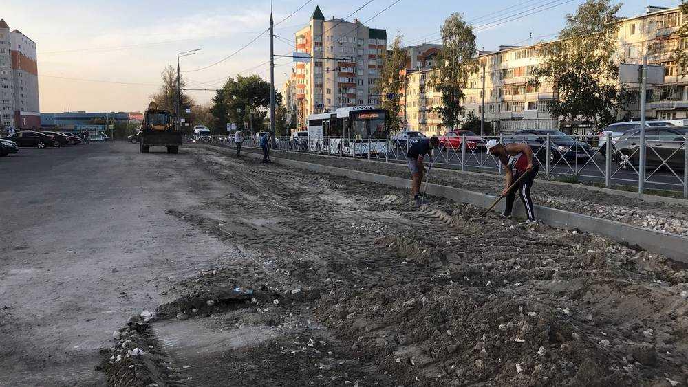 В Брянске владельца «Куба» оштрафовали за уничтожение нового тротуара