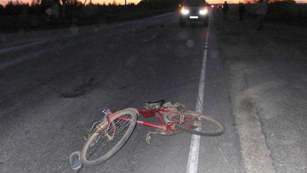 В Трубчевске водитель ВАЗа сбил велосипедиста и скрылся с места ДТП