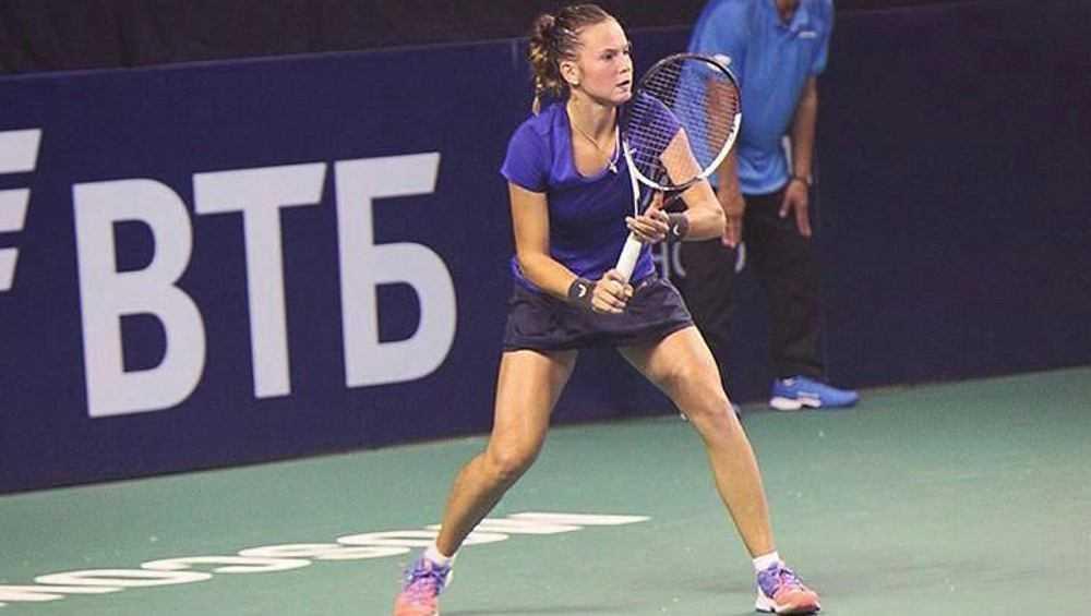 Брянская теннисистка Влада Коваль стала чемпионкой России