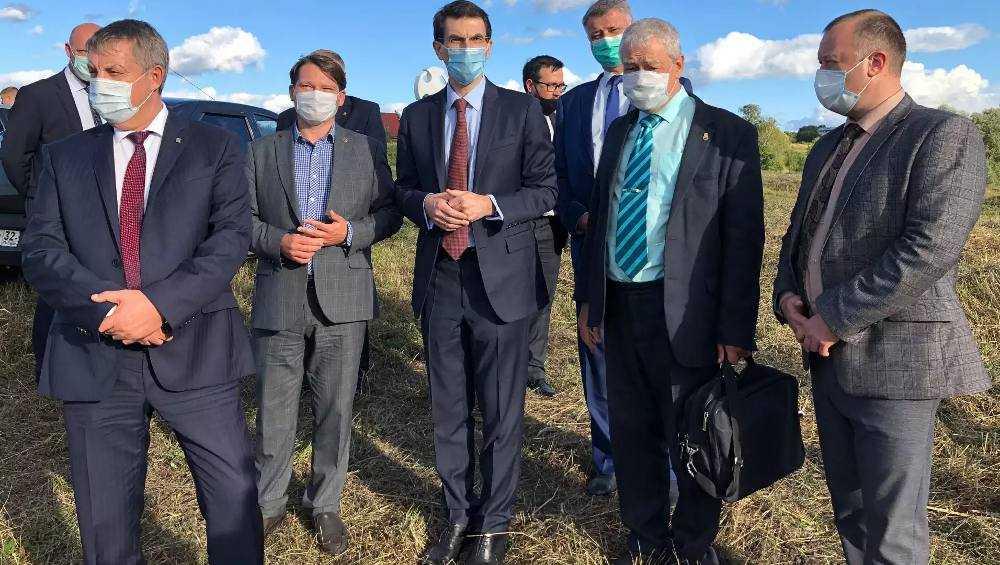 Полпред президента оценил туристический потенциал Брянской области