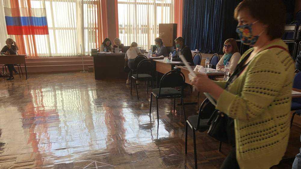 На выборах в Брянской области к 10 утра явка превысила 33 процента