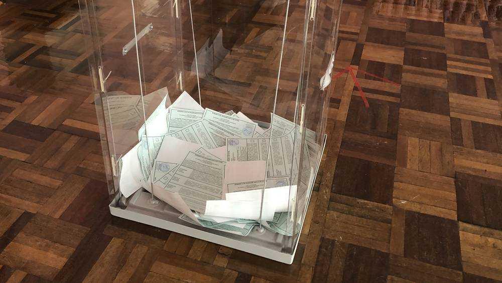 Брянская полиция проверит инцидент на избирательном участке