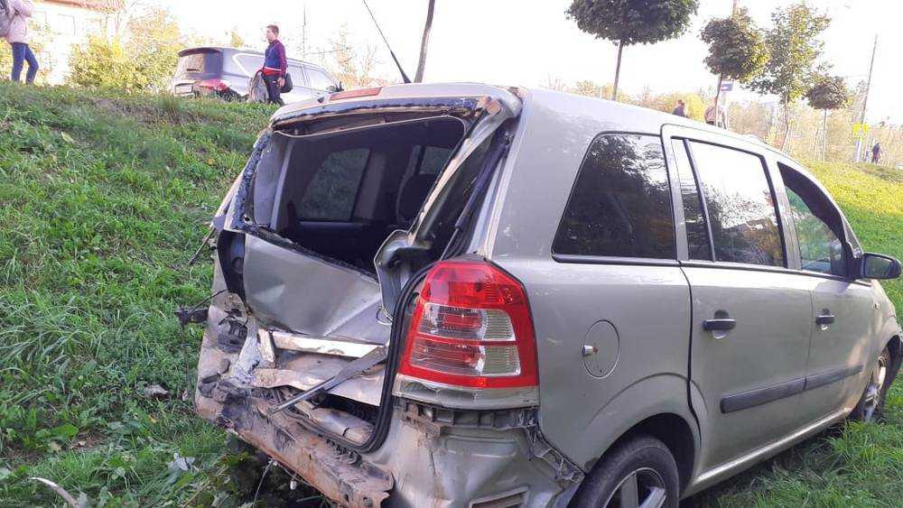В Брянске из-за огромной скорости погиб 25-летний мотоциклист