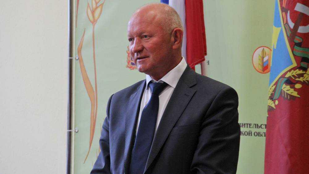 Новым заместителем губернатора Брянской области стал Борис Грибанов