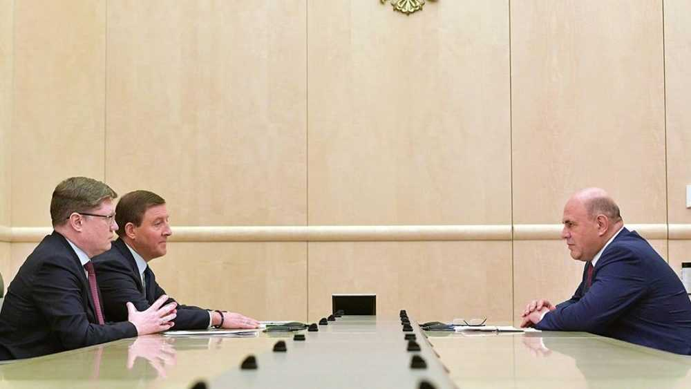 Не про цифры, а про людей: Руководство «Единой России» обсудило проект бюджета с Михаилом Мишустиным
