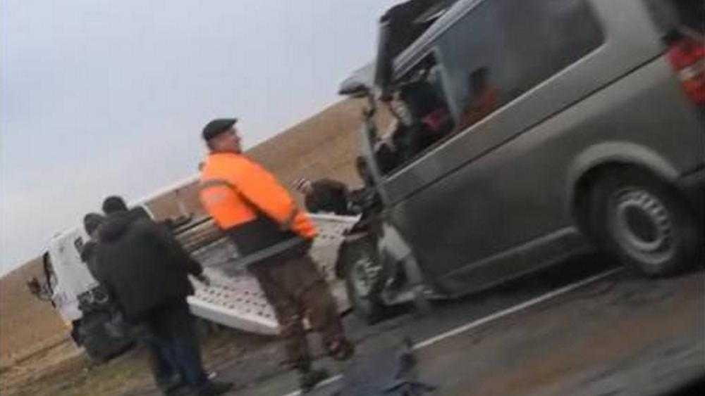 В ДТП под Севском Брянской области погибли три человека