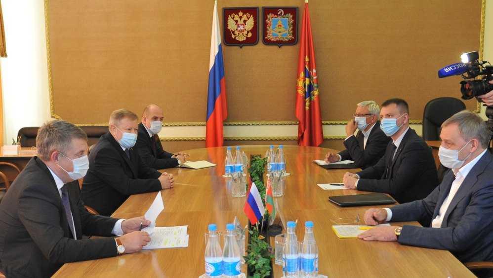 Белорусы выбрали площадку для строительства нового завода в Брянске