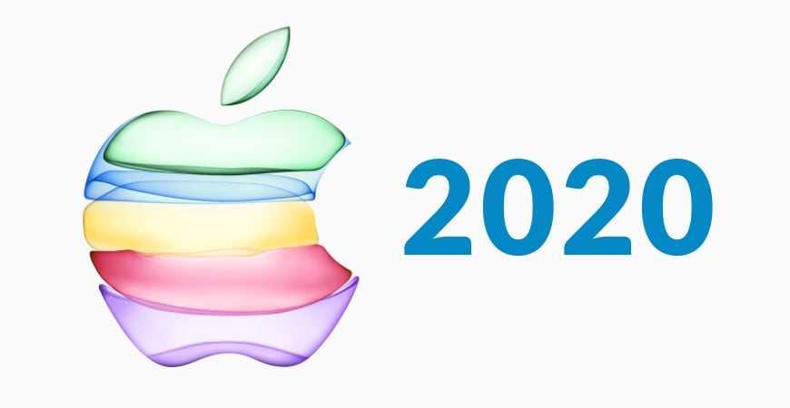 Конференция Apple 2020