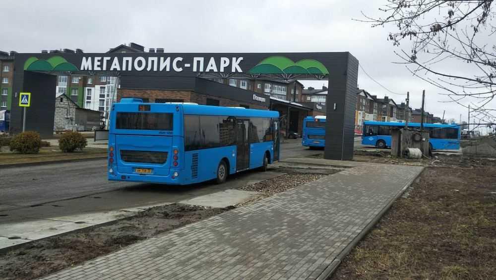 В Брянске скорректировали время рейсов автобусов из Бордовичей