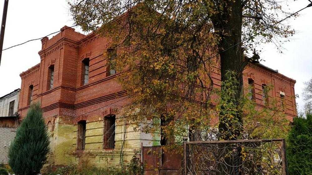В Брянске уничтожили синагогу