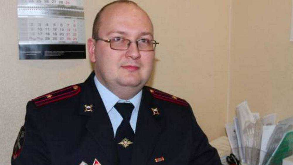 Пресс-службу Брянского УМВД возглавил Алексей Лепешко