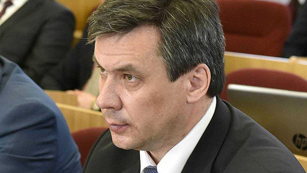 Заместителем брянского губернатора по экономике стал Владимир Реунов