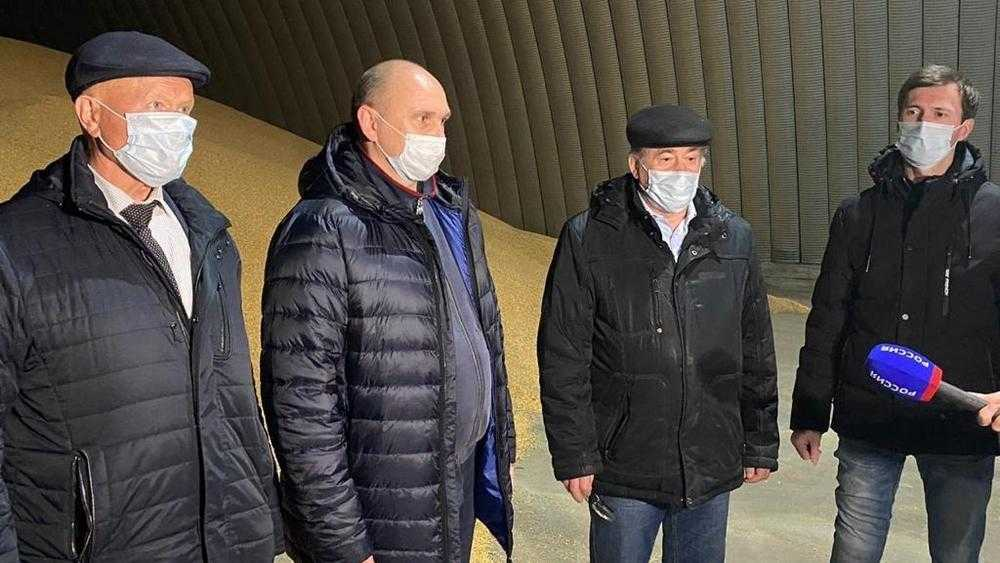 Сомневающихся брянских коммунистов вывезли в поле