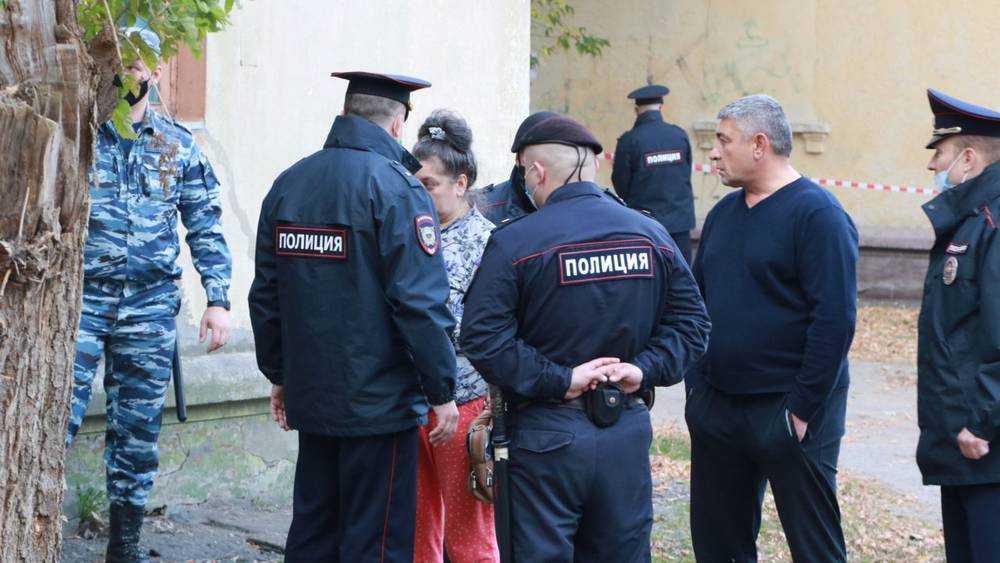 В Брянске продолжили снос старых домов взбунтовавшихся жителей