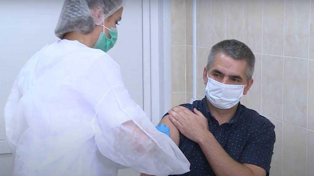 В Брянской области прививки от коронавируса сделали более 140000 человек