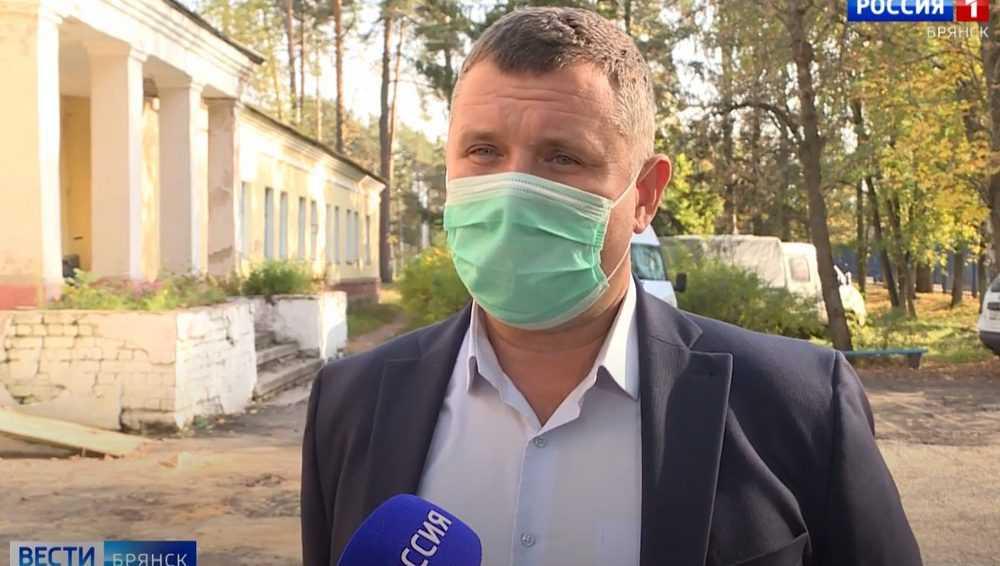 Глава брянской медицины рассказал о вакцинации населения от COVID-19